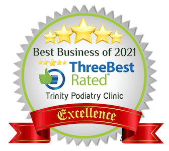 Three Best Rated - Trinity Podiatry